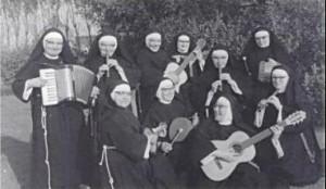 Zusters Franciscanessen in vroeger tijden